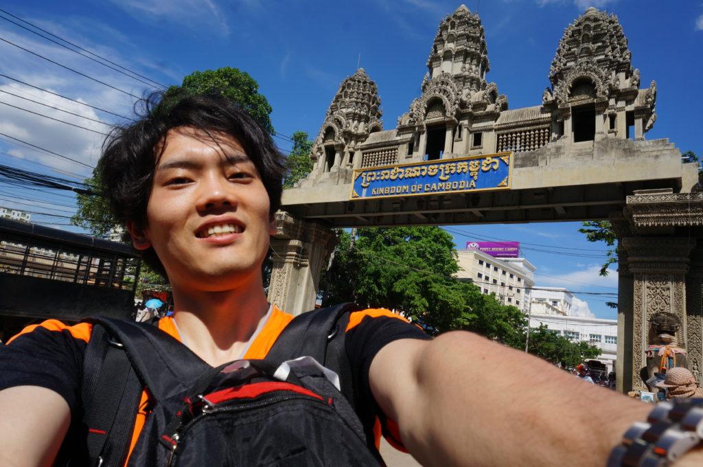 タイでの写真